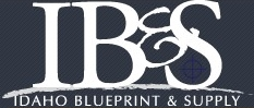 Idaho Blue Print Logo